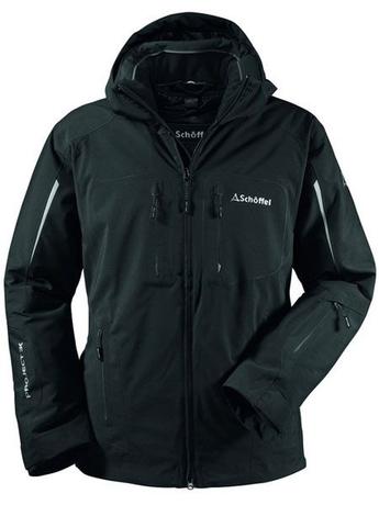 Куртка Schoffel Omega черная