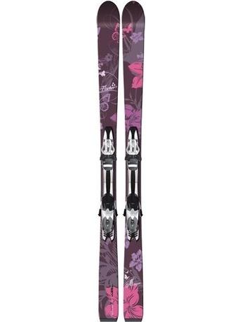 Горные лыжи с креплениями Fischer Mystique White FP9 + RS10 11/12