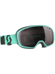 Маска Scott Buzz Pro Teal Green-Grey / Amplifier Silver Chrome