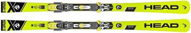 Горные лыжи Head Worldcup Rebels i.Race Pro + крепления Freeflex Evo 16 (18/19)