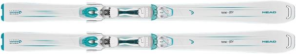 Горные лыжи Head Total Joy + крепления Joy 11 SLR (17/18)