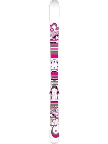 Горные лыжи Rossignol Trixie + крепления SCRATCH 100 07/08