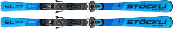 Горные лыжи Stockli Laser SL + крепления SRT 12 (21/22)