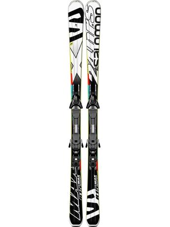 Горные лыжи Salomon 24 Hours Max + Z12 14/15
