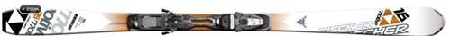 Горные лыжи Fischer Motive 76 Powerrail + крепления RSX12 170 (10/11)
