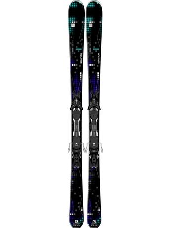 Горные лыжи Salomon Quartz + XT12 Ti 14/15