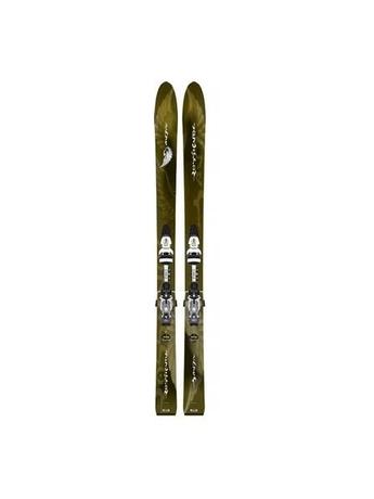 Горные лыжи Rossignol Bandit B104 + крепления AXIAL2 200 FREE XXL 07/08