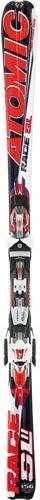 Горные лыжи Atomic SL11ib + крепления NEOX AF 412 08/09