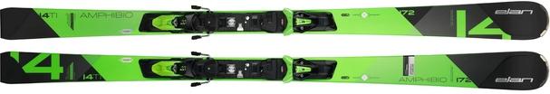 Горные лыжи Elan Amphibio 14 TI Fusion + крепления ELX 11.0 (18/19)
