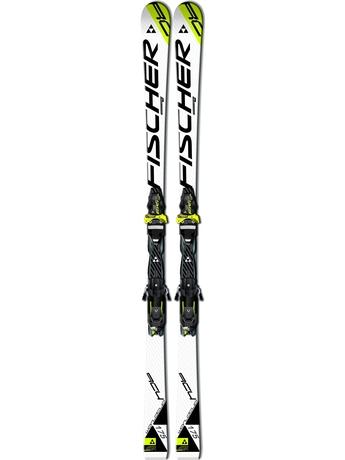 Горные лыжи Fischer RC4 Worldcup RC Racetrack + крепления RC4 Z 13 14/15