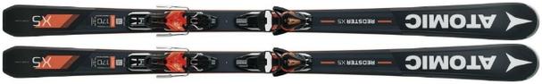 Горные лыжи Atomic Redster X5 + крепления Mercury 11 (17/18)