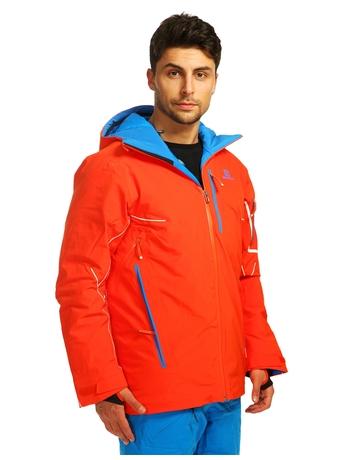 Куртка Salomon S-Line PACE Jacket M Orange
