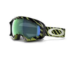 Маска Oakley Splice Shaun White Enamel Mint W / Emerald