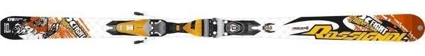 Горные лыжи Rossignol X-Fight 3 + крепления AXIUM 110 TPI2 (07/08)