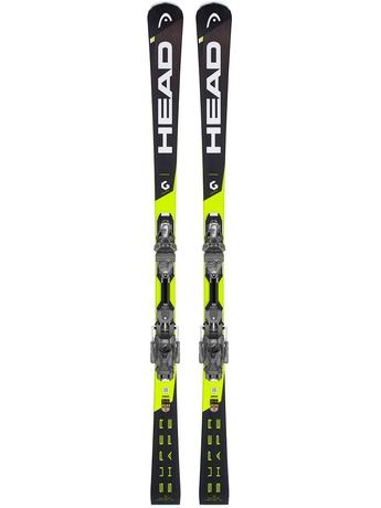 Горные лыжи Head Supershape i.Speed + крепления PRD 12 GW 18/19