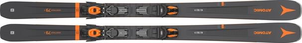 Горные лыжи Atomic Vantage 79 C + крепления M 10 GW (20/21)
