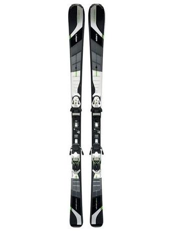 Горные лыжи с креплениями Elan Amphibio Waveflex 12 Fusion + ELX 11 12/13