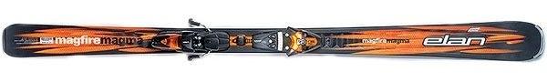 Горные лыжи Elan Magfire 14 Fusion + крепления ELD 12 Fusion 07/08 (07/08)