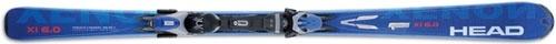 Горные лыжи Head Xenon Xi 6.0 RF + крепления RF 11 (08/09)