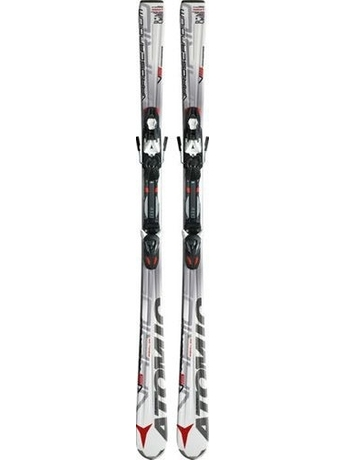 Горные лыжи с креплениями Atomic Vario Scandium + XTL 9 OME 11/12