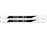 Горные лыжи Salomon W-Max 8 + крепления Mercury 11 (17/18)