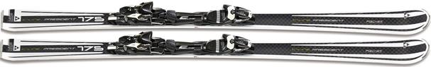 Горные лыжи Fischer C-Line President + крепления Z13 RaceTrack (14/15)