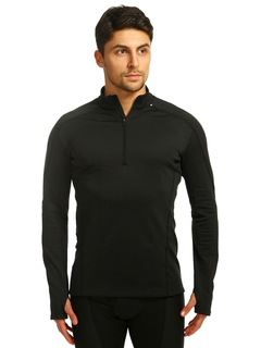 Salomon кофта HV WT Long Sleeve Zip Neck M