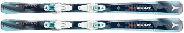 Горные лыжи Atomic Vantage X 77 C W + крепления Lithium 10 (17/18)
