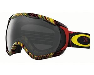 Маска Oakley 02 XL Burned Out Rasta / Dark Grey