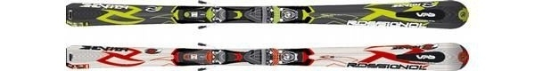 Горные лыжи Rossignol Zenith Z3 Oversize + крепления AXIUM 110 TPI2 (07/08)
