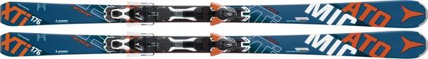 Горные лыжи Atomic Redster XTI + крепления XT 12 (15/16)