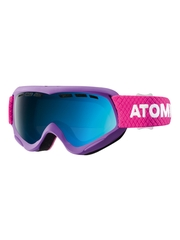 Детская маска Atomic Savor JR ML Purple / Mid Blue Multilayer
