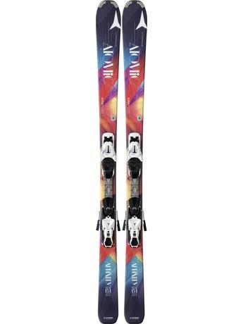 Горные лыжи Atomic Affinity Pure + крепления XTE 10 Lady 14/15