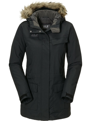 Куртка Jack Wolfskin Alberta Parka Women