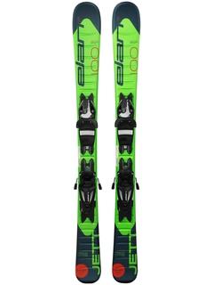 Горные лыжи Elan Jett Quick Shift + крепления EL 7.5