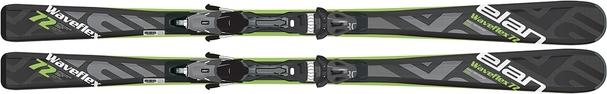 Горные лыжи Elan Waveflex 72 QT + EL 10 (14/15)