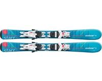 Горные лыжи Elan Starr QS + крепления EL 4.5 (70-90) (17/18)