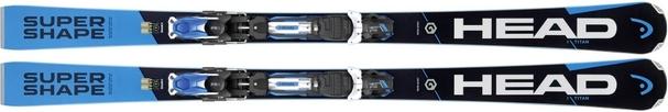 Горные лыжи Head i.Supershape Titan + крепления PRX 12 (16/17)