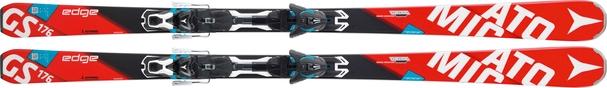 Горные лыжи Atomic Redster Edge GS + крепления XT 12 (16/17)