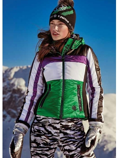 Куртка с мехом Sportalm Angel m K+P