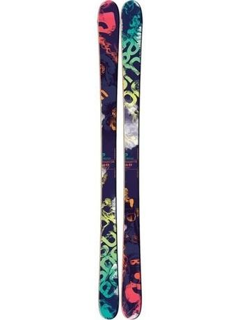 Горные лыжи Salomon Suspect Black / Red / Green 11/12