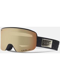 Маска Giro Ella Black Gold Shimmer / Vivid Copper 18 + Vivid Infrared 62