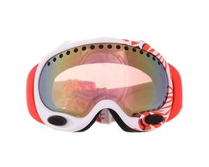 Маска Oakley A-Frame Huntress White W / VR50 Pink