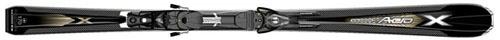 Горные лыжи Salomon Aero X + крепления z12 (09/10)