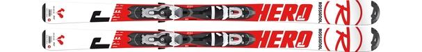 Горные лыжи Rossignol Hero Kid + Xelium Kid 45 (14/15)