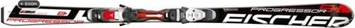 Горные лыжи Fischer Progressor 8+ Powerrail + крепления RSX 12 (10/11)