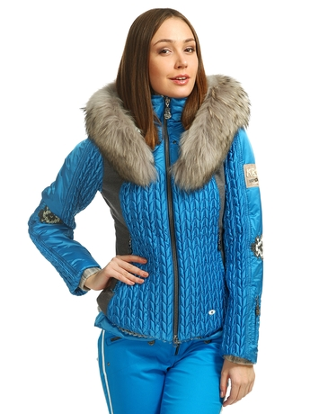 Куртка Sportalm Mount Geq m K+P Azur