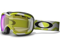 Маска Oakley Stockholm Factory Slant Mint / H.I. Yellow