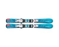 Горные лыжи Elan Star QT + крепления EL 4.5 (70-100) (16/17)