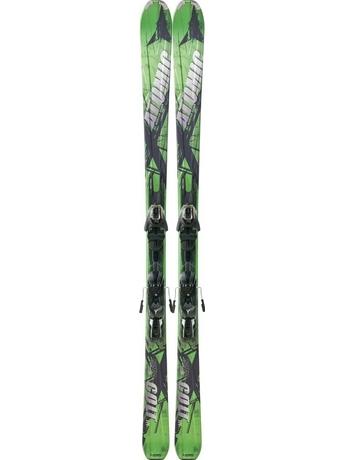 Горные лыжи с креплениями Atomic Colt + XTO 10 12/13